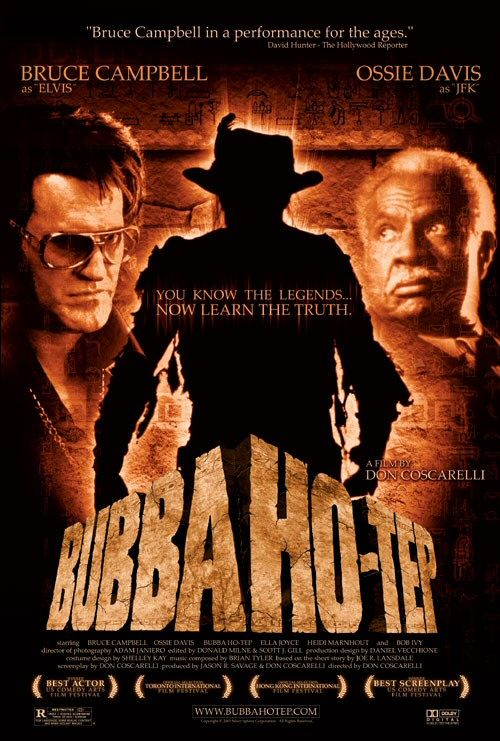 Poster for Fright Club: Bubba Ho-Tep