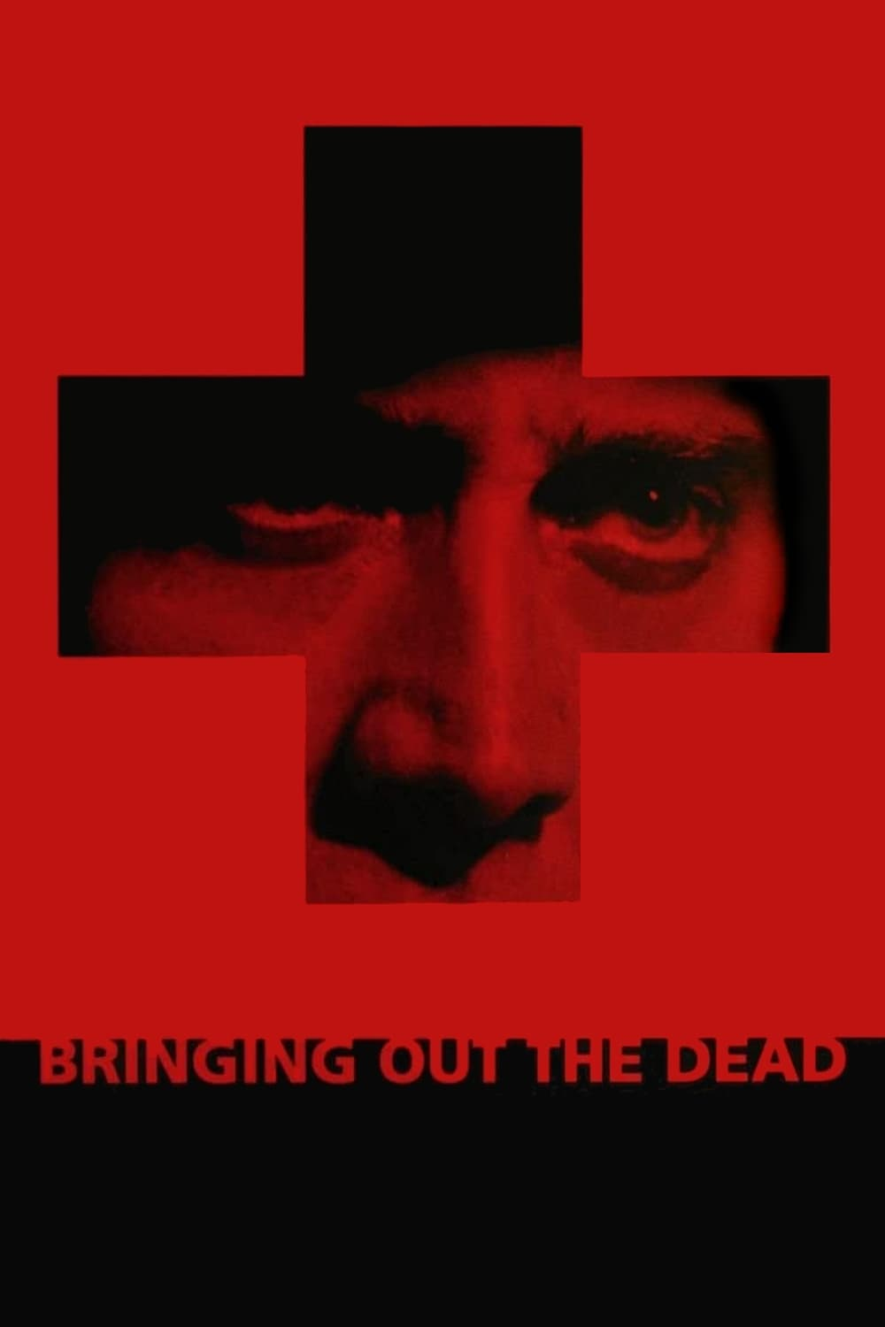 Poster for Bringing Out the Dead (1999)
