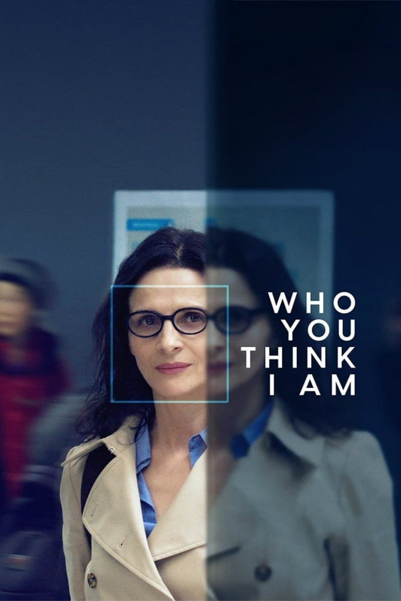 Poster for Who You Think I Am