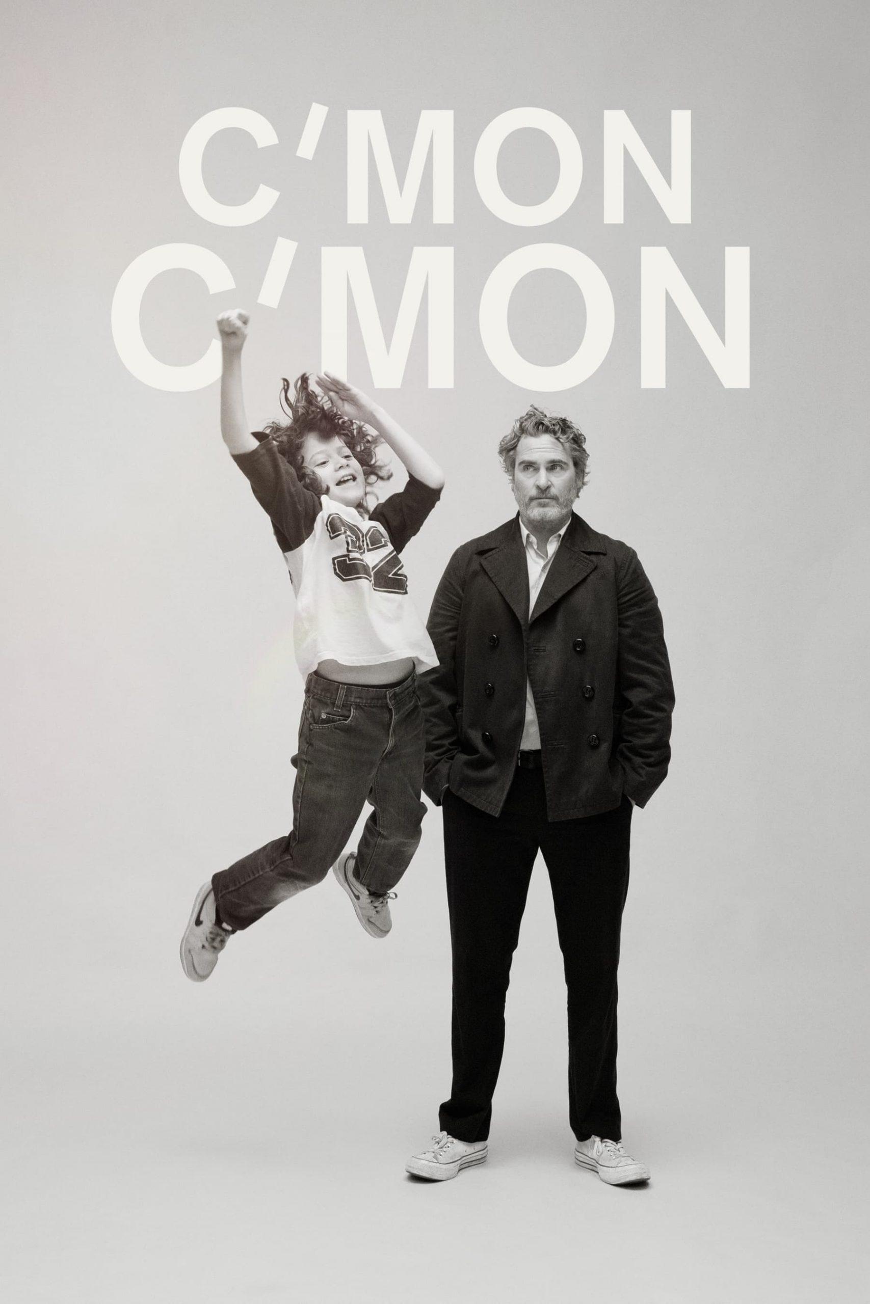 Poster for C'mon C'mon (2021)