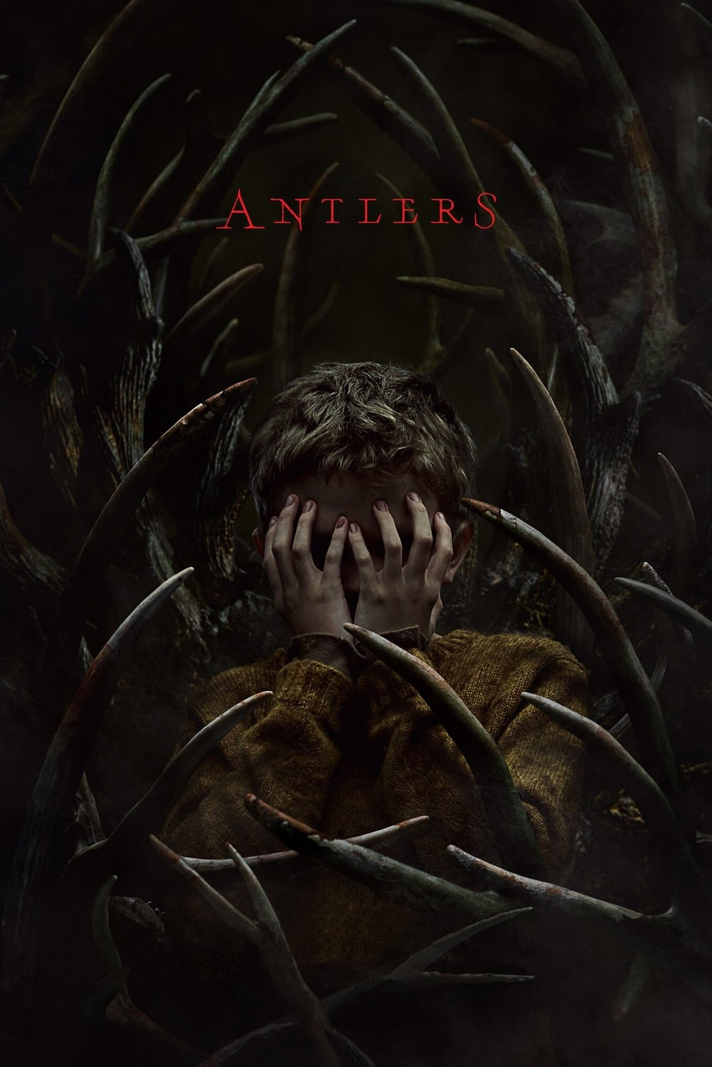 Poster for Antlers (2021)
