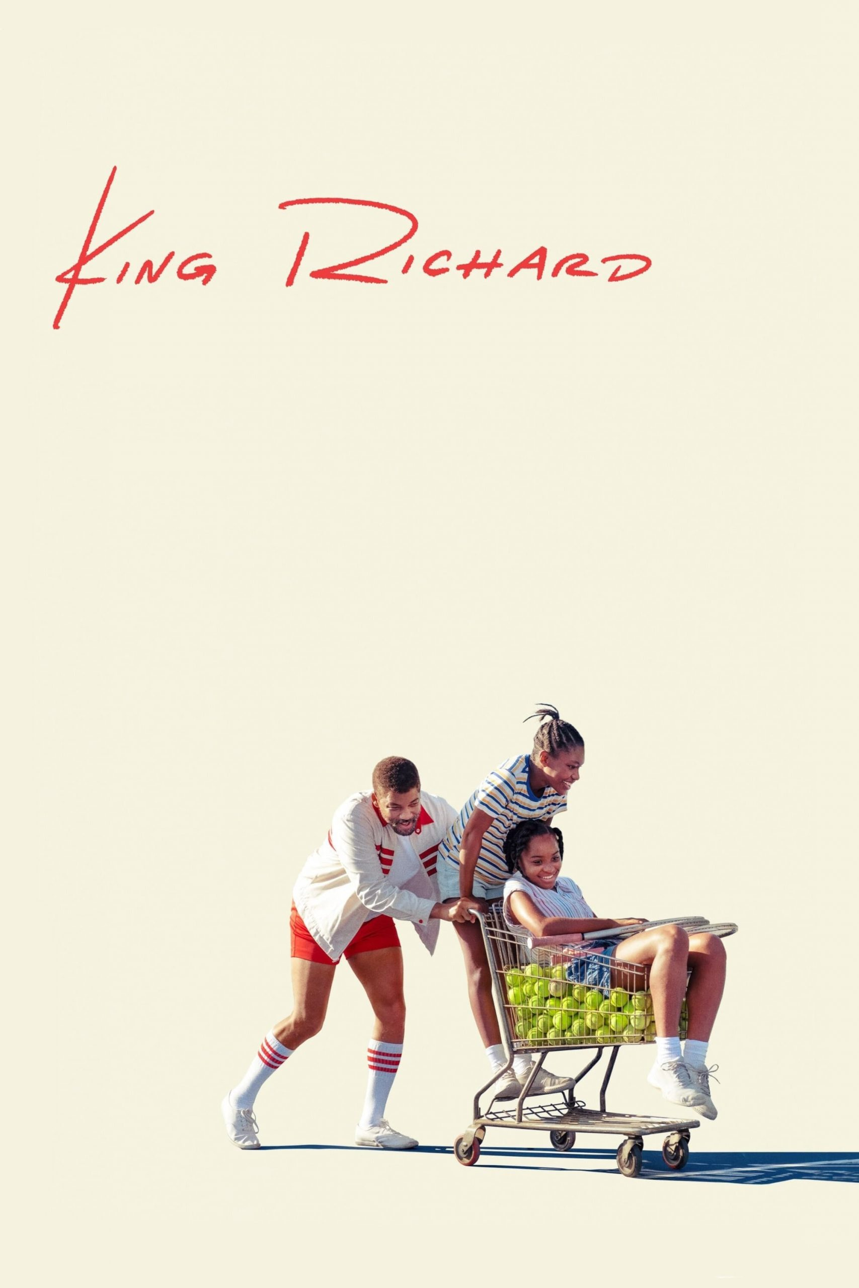 Poster for King Richard (2021)