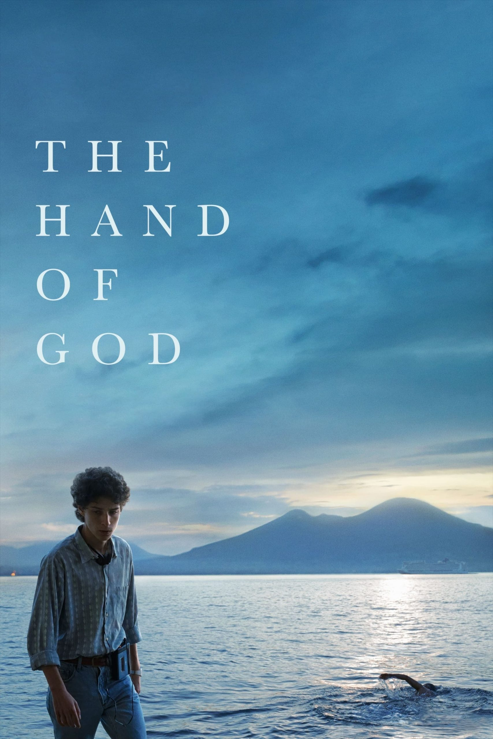 Poster for The Hand of God (2021)