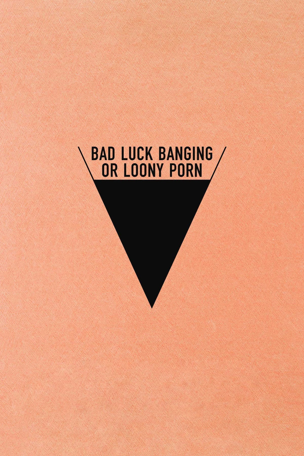 Poster for Bad Luck Banging or Loony Porn (2021)