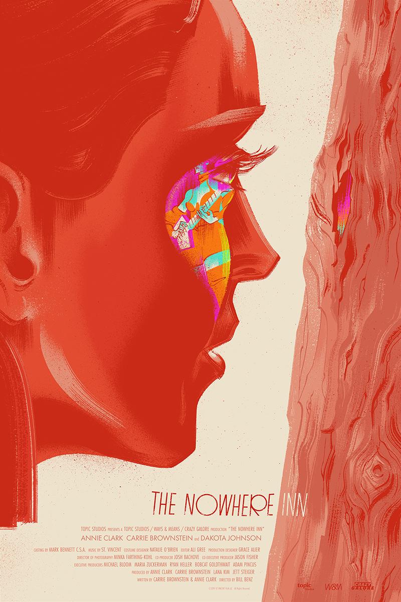 Poster for The Nowhere Inn