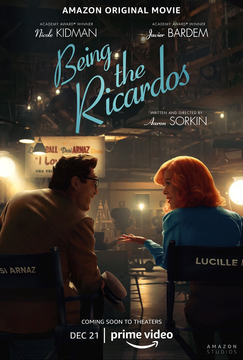 Poster for Being the Ricardos (2021)