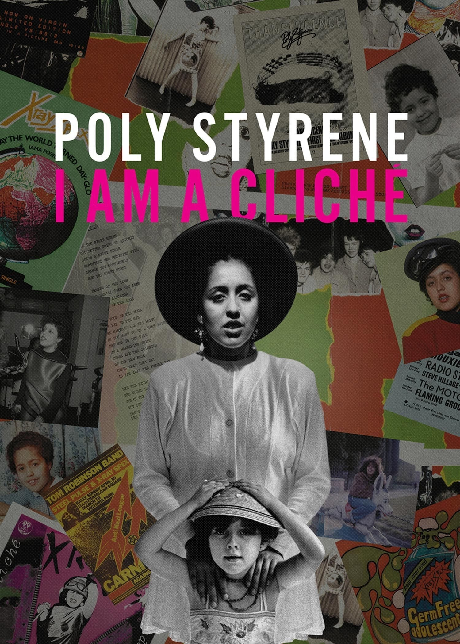 Poster for Poly Styrene: I Am a Cliché (2021)