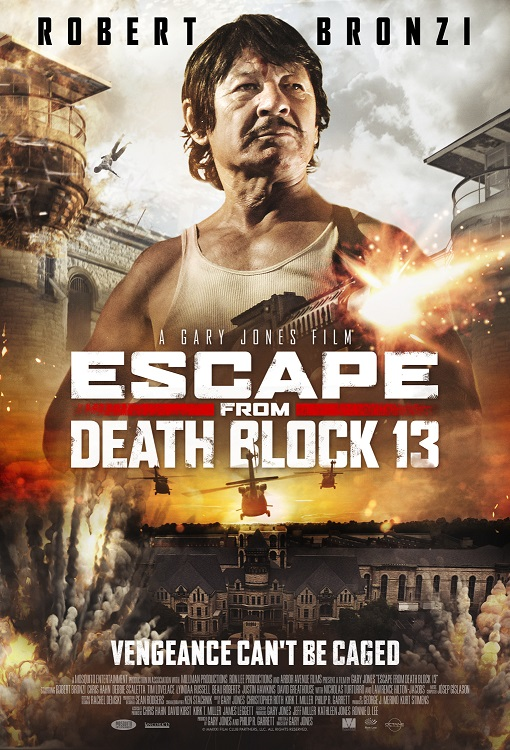 Poster for Escape from Death Block 13