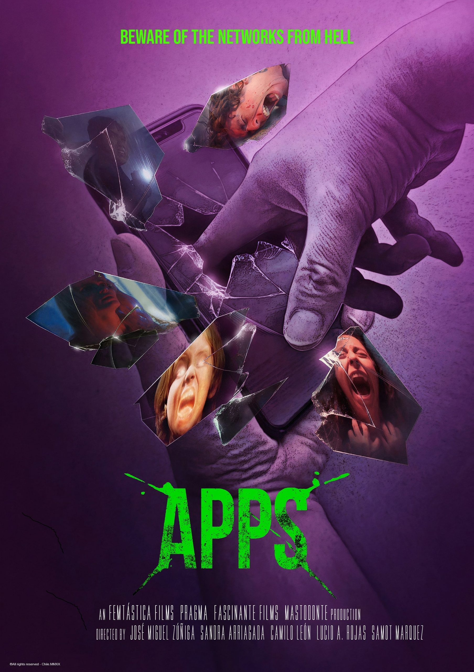 Poster for NFF21: APPS (2021)