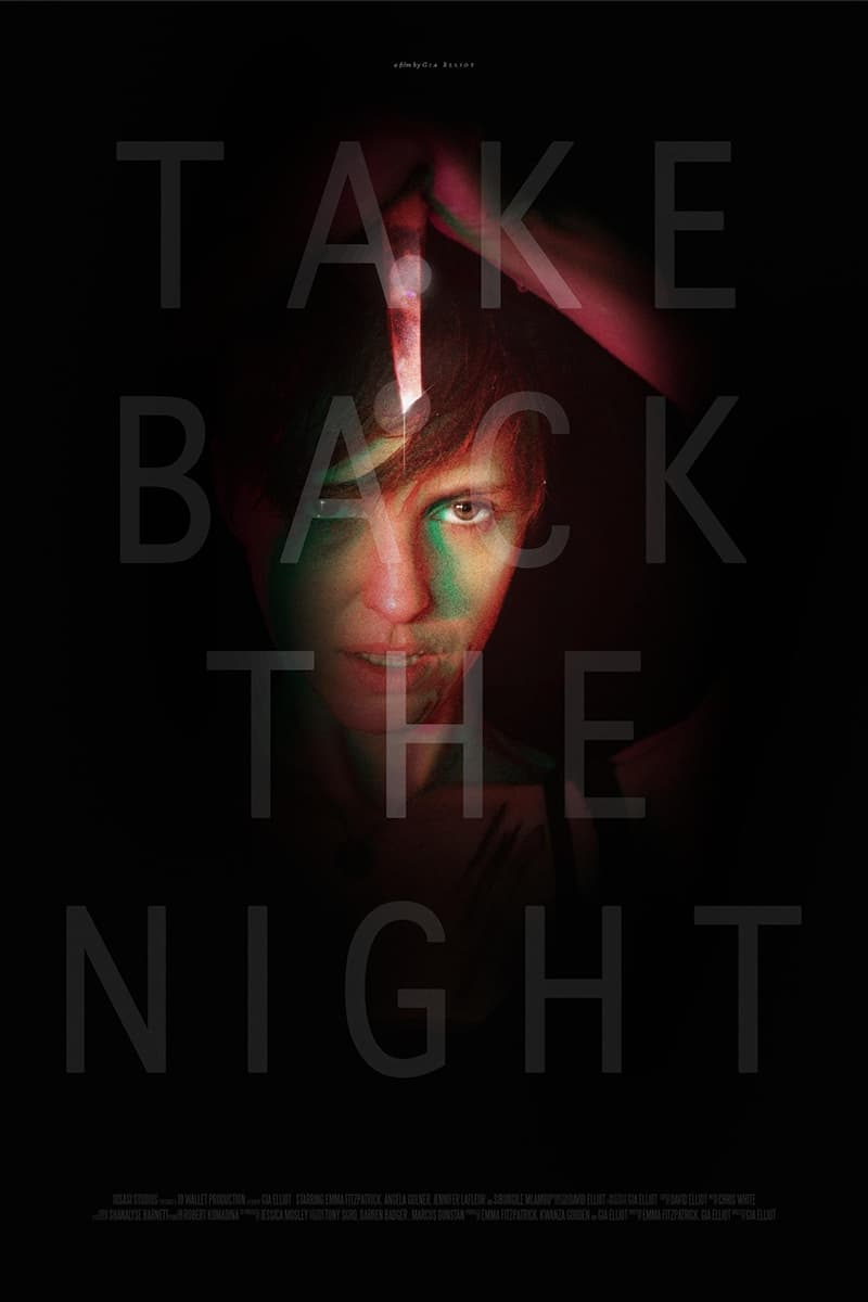Poster for NFF21: Take Back The Night (2021)