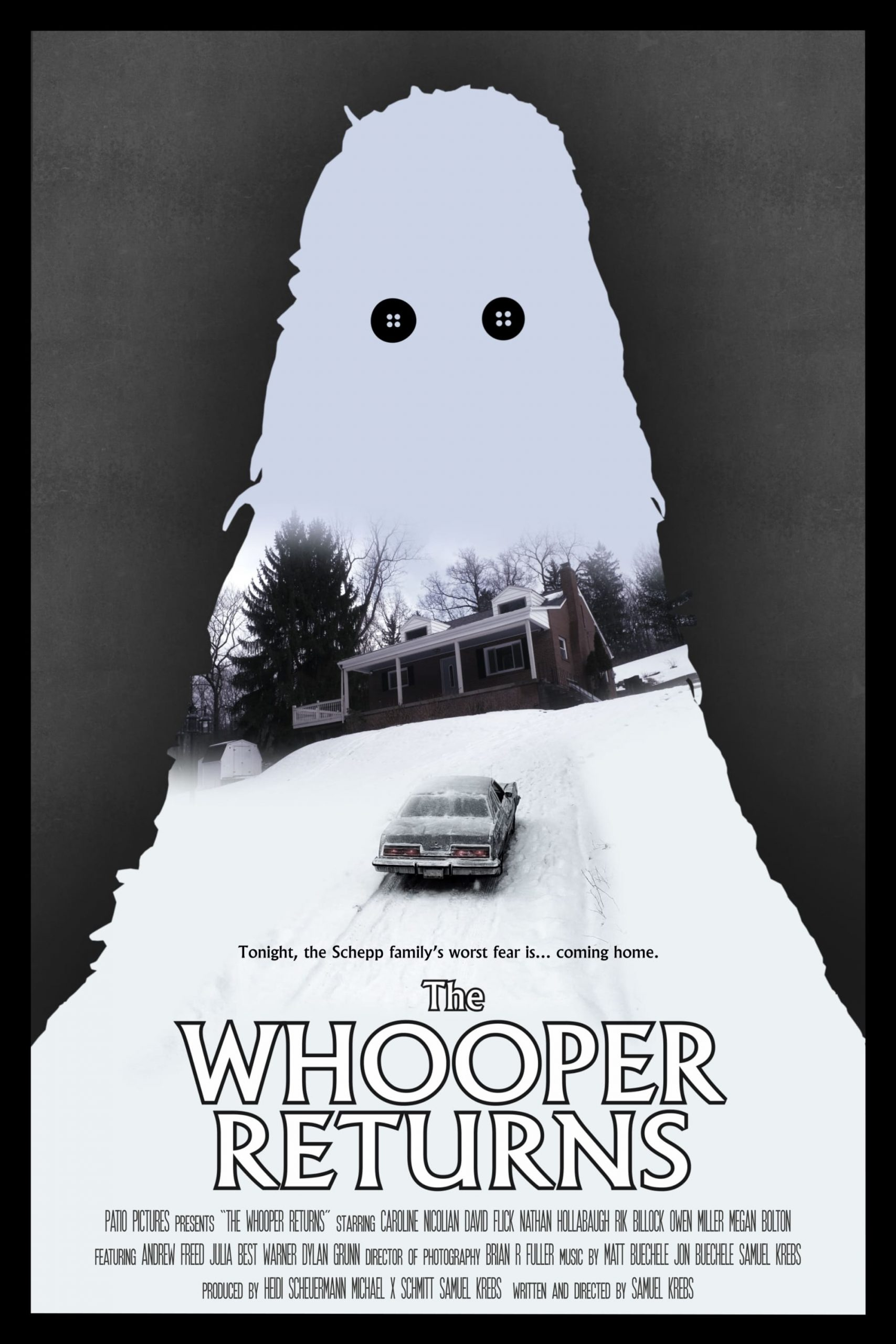 Poster for NFF21: The Whooper Returns (2021)