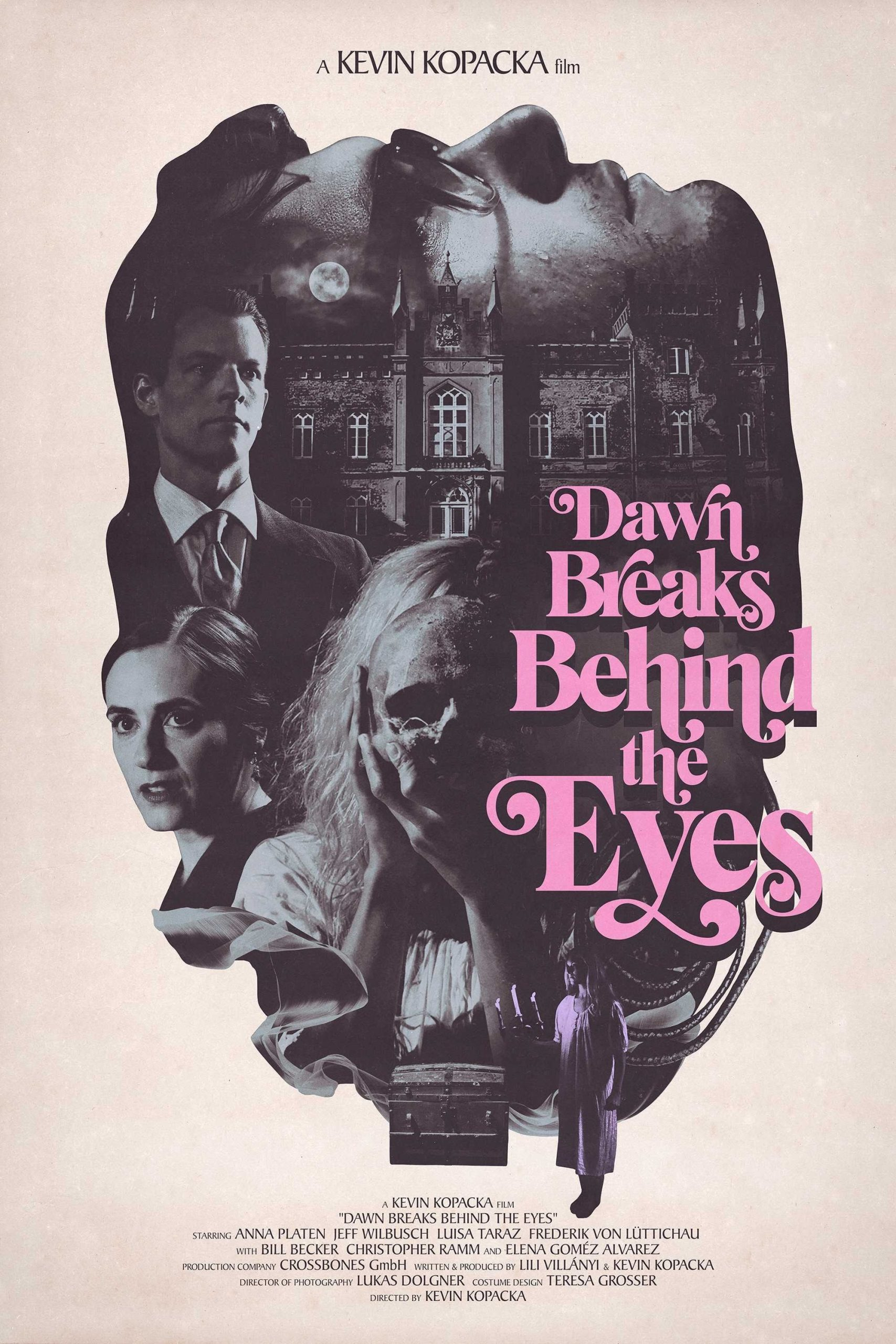 Poster for NFF21: Dawn Breaks Behind the Eyes (2021)