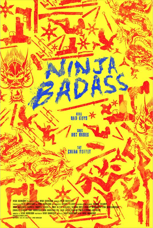 Poster for NFF21: Ninja Badass (2021)
