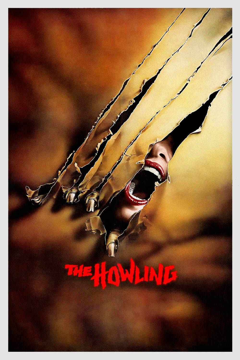Poster for NFF21: The Howling (1981) 4K Restoration