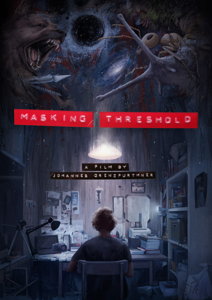 Poster for NFF21: Masking Threshold (2021)