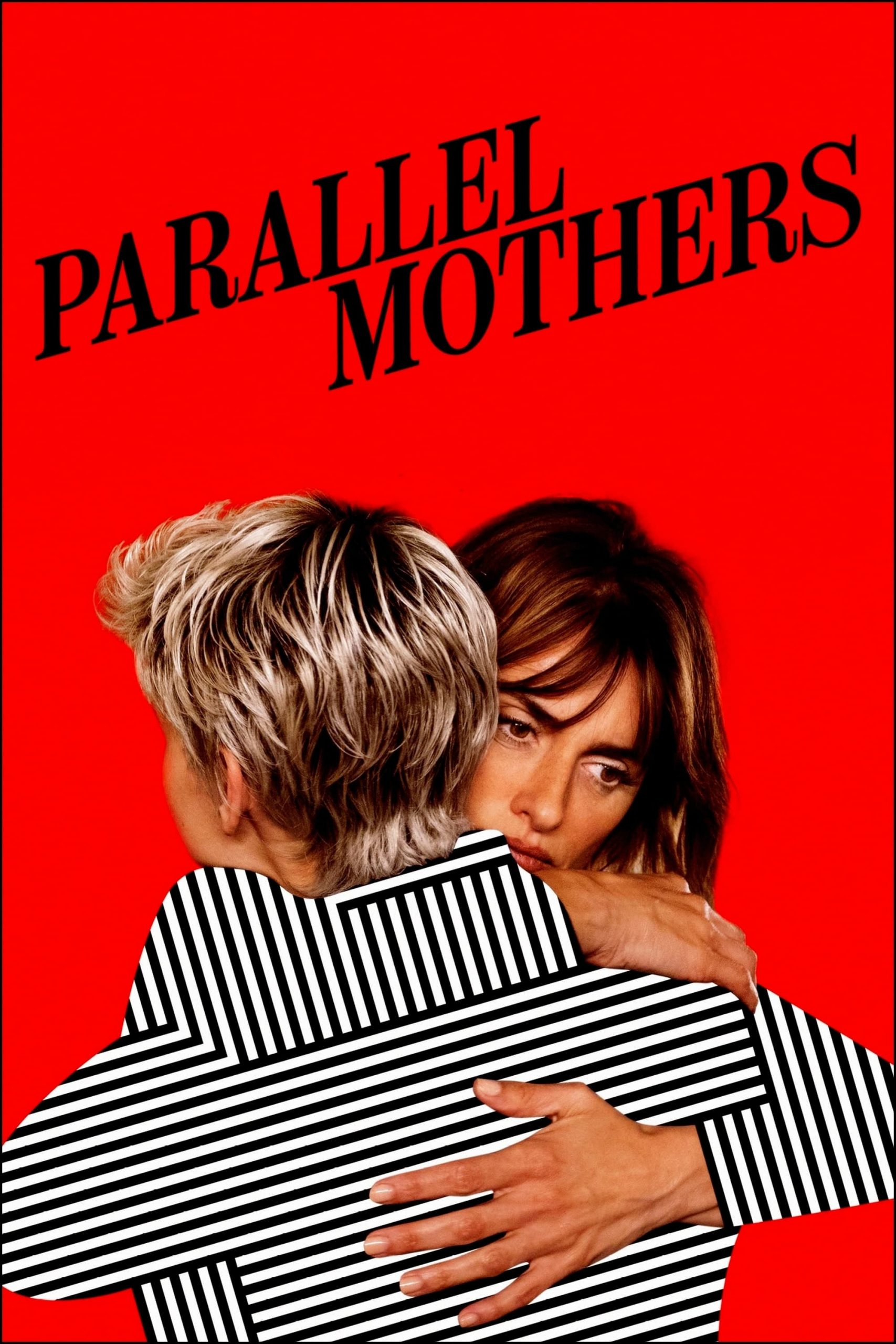 Poster for Parallel Mothers (2021)