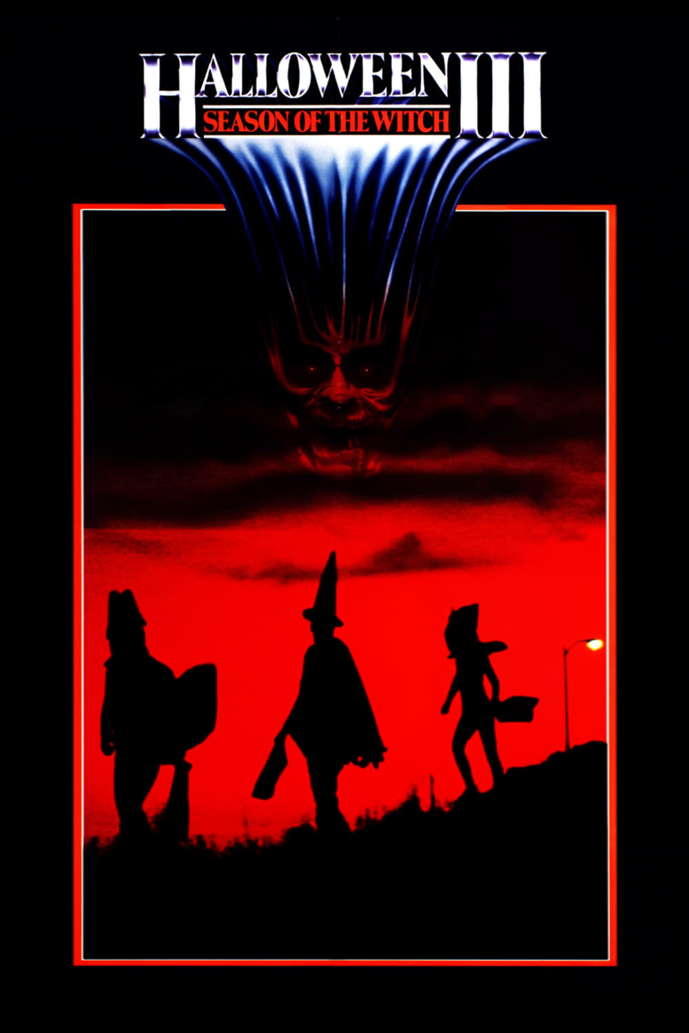 Poster for Halloween III: Season of the Witch (1982)