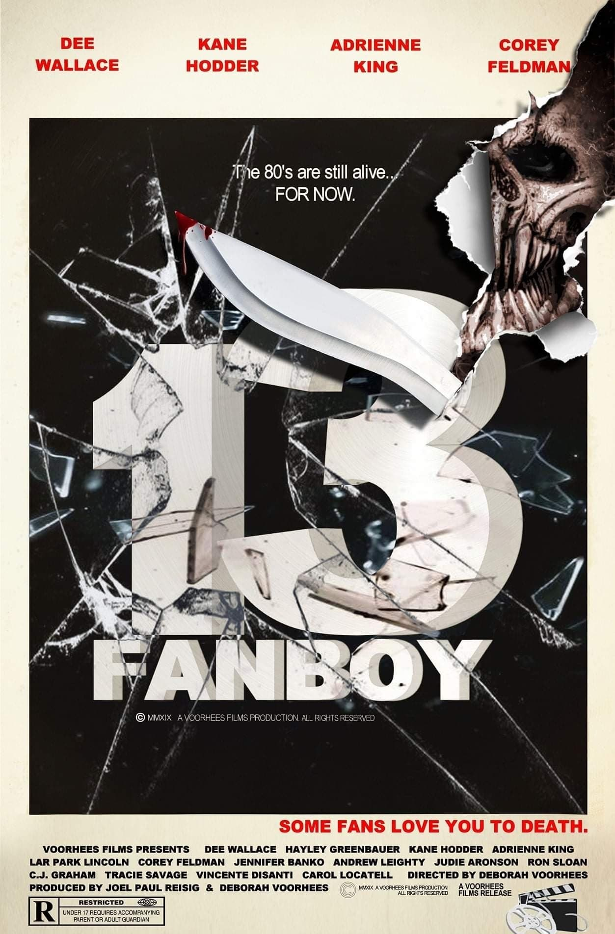 Poster for 13 Fanboy (2021)