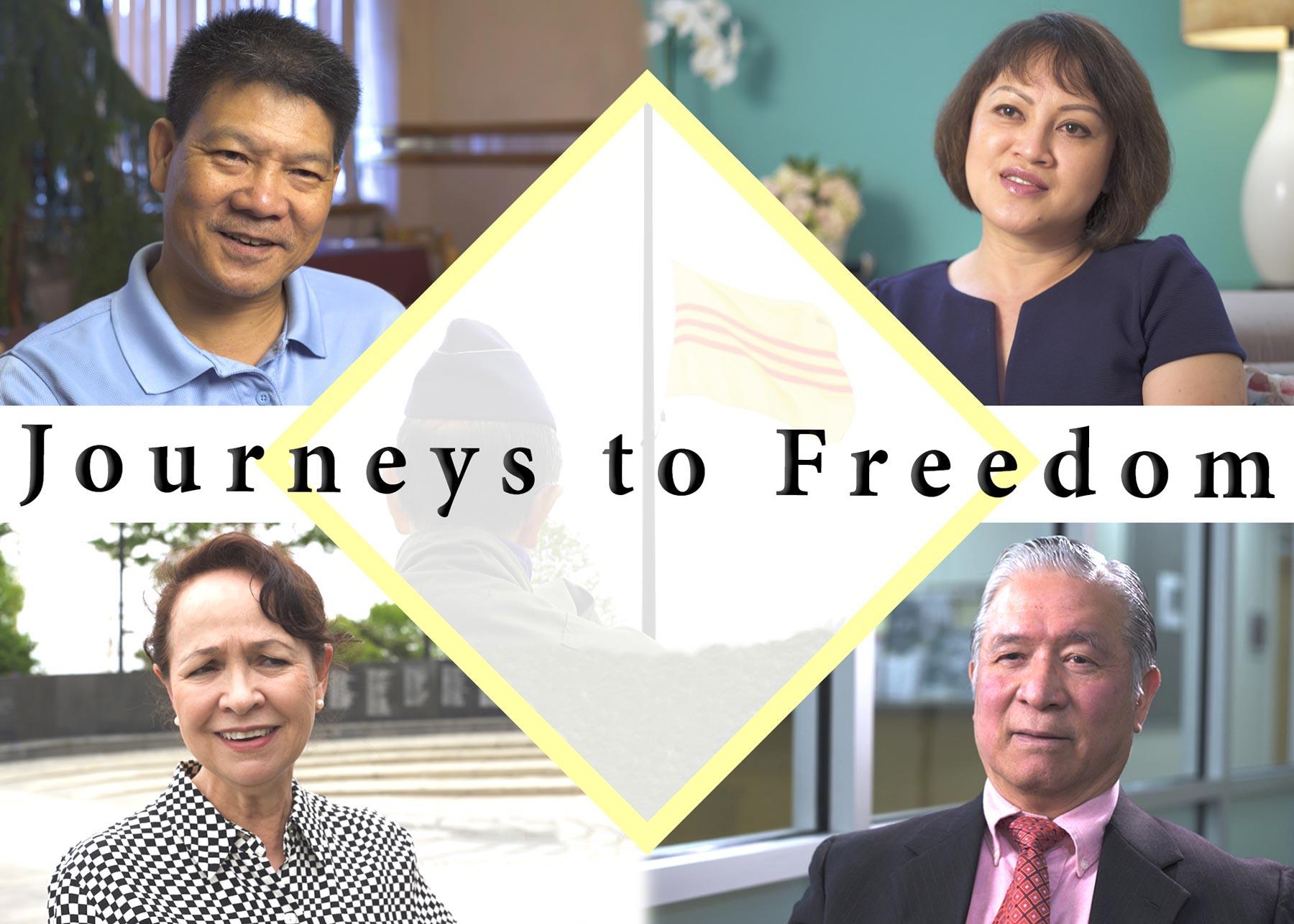 Journeys to Freedom still