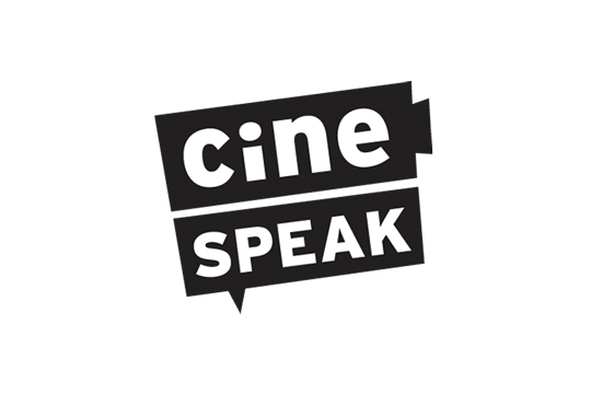 Cinespeak logo