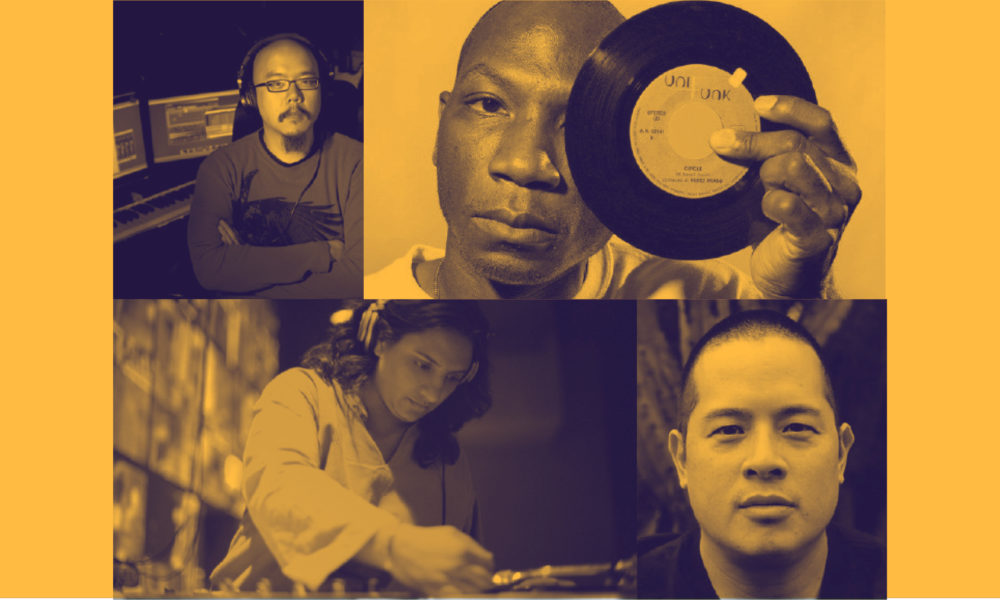 CHOPS, Skeme Richards, DJ Rekha, and Jeff Chang