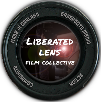 Liberated Lens logo