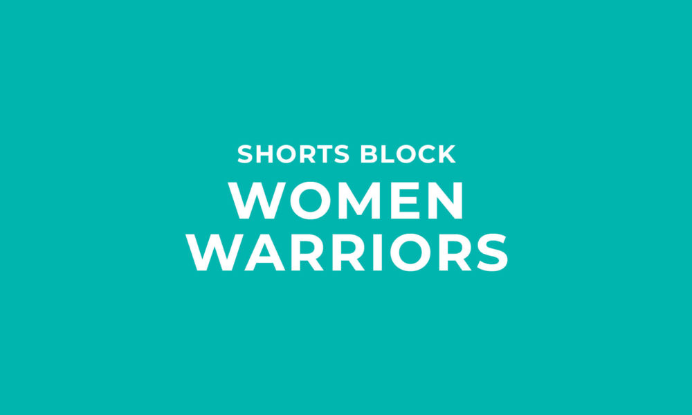 Shorts Block | Women Warriors