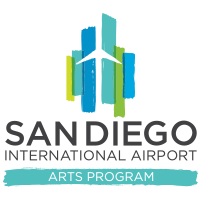 San Diego International Airport Arts Program logo