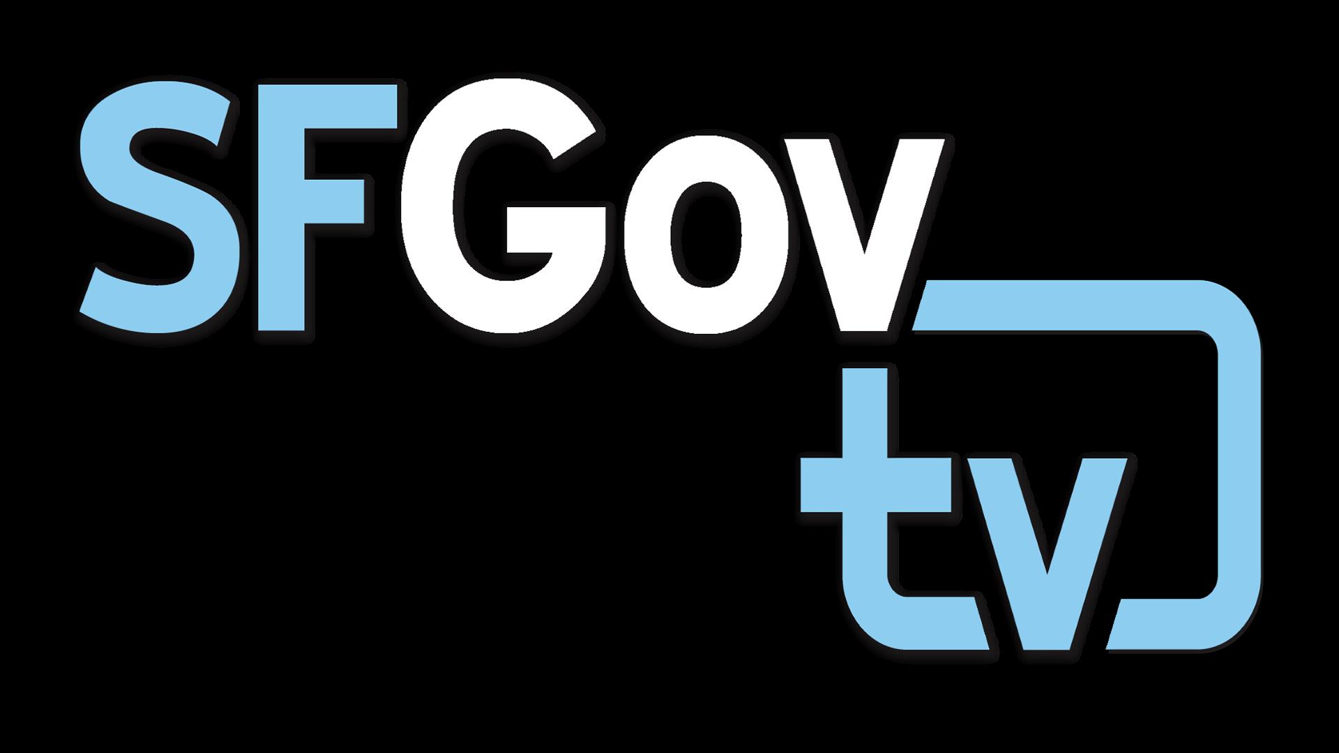 SFGovTV Logo