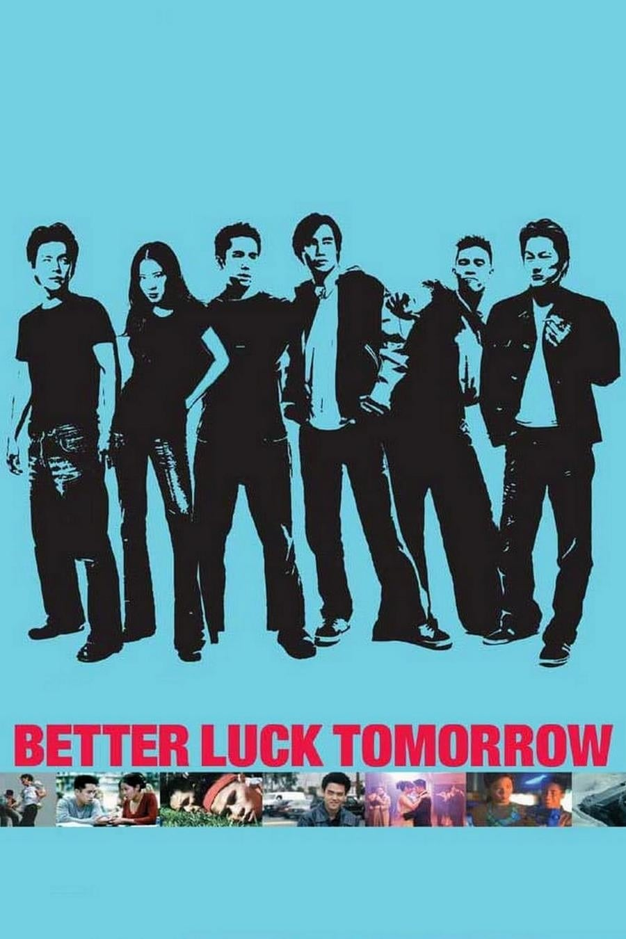 Poster for Better Luck Tomorrow