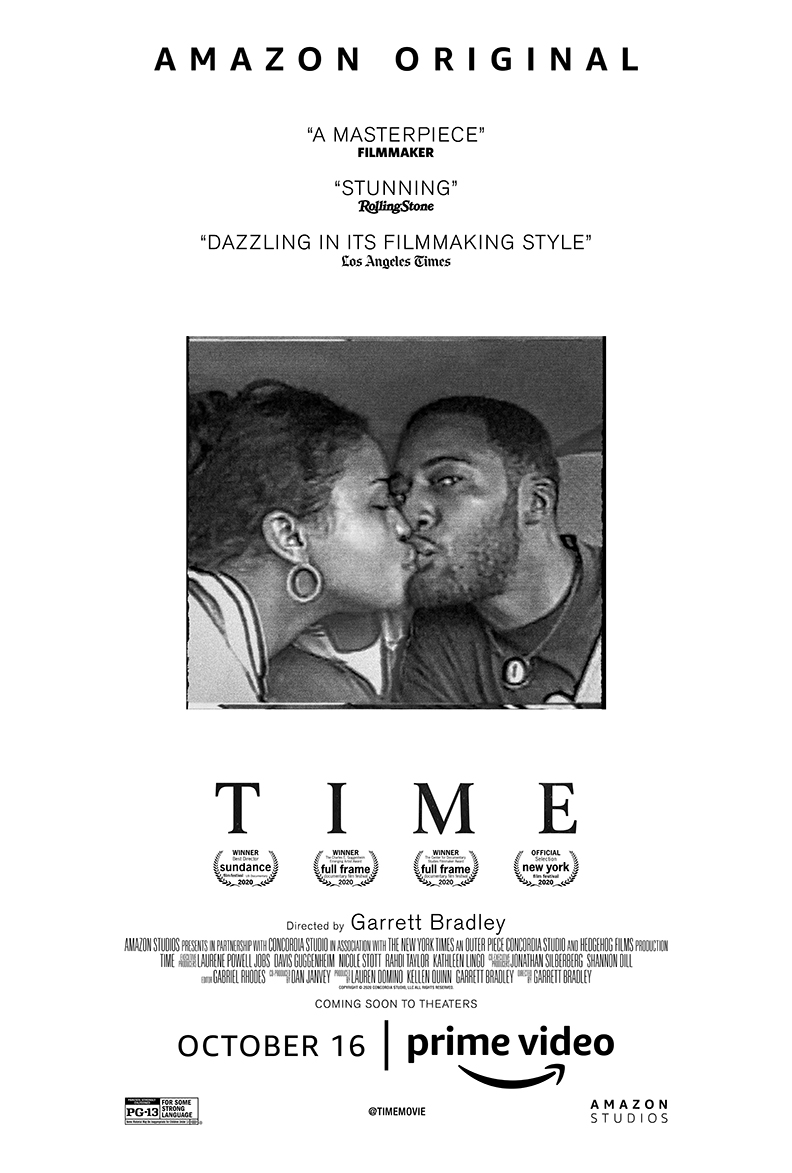 Poster for Time