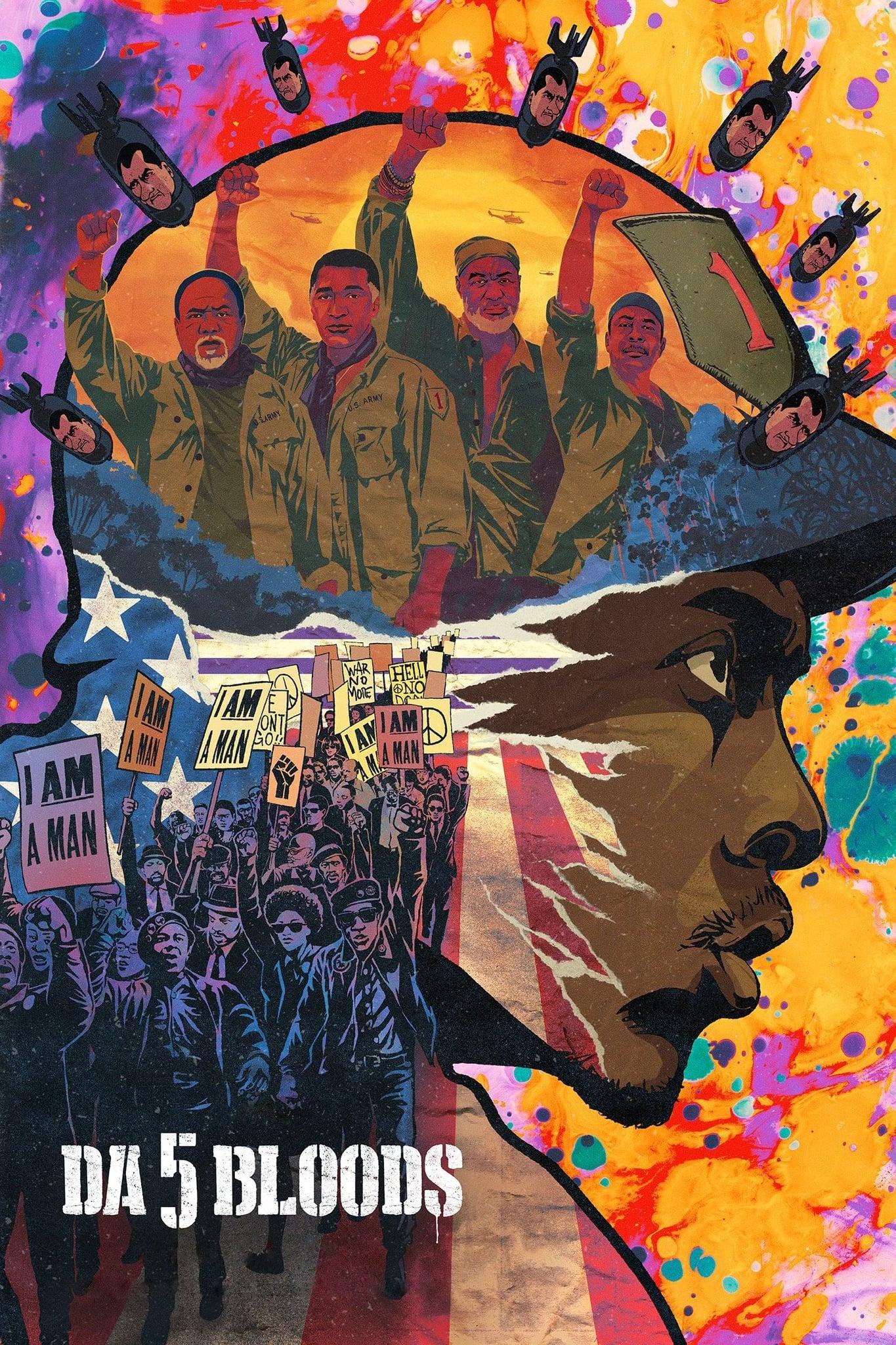 Poster for Da 5 Bloods