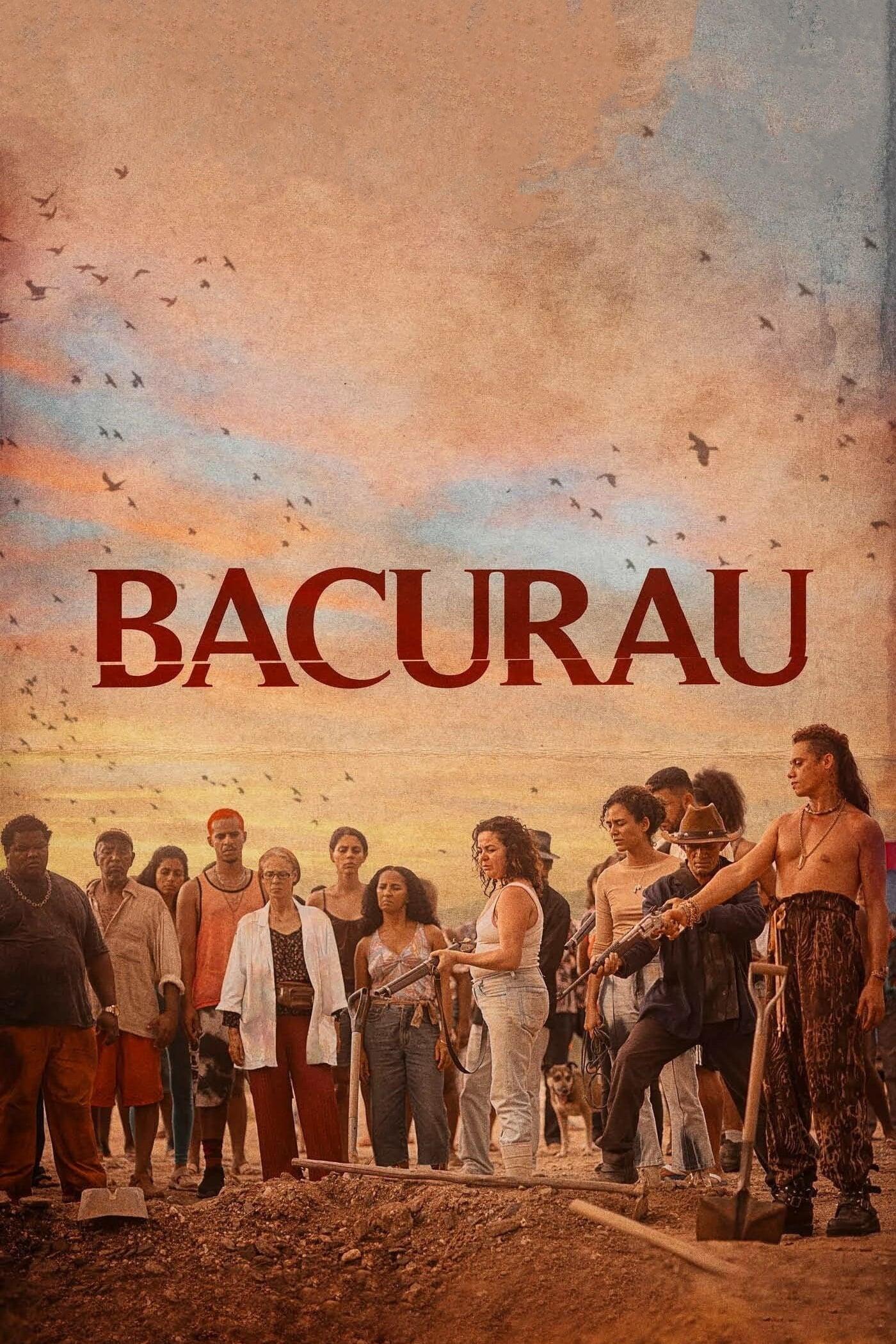 Poster for Bacurau