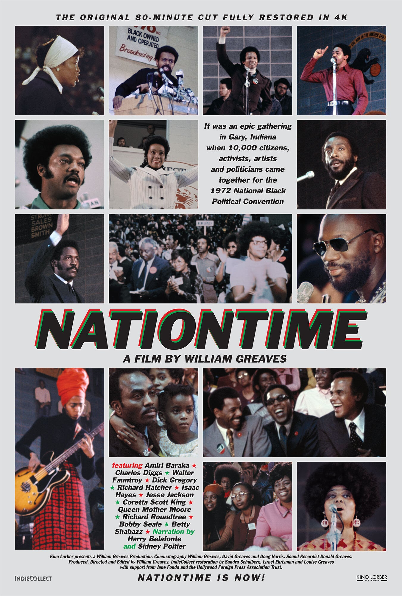 Poster for Nationtime