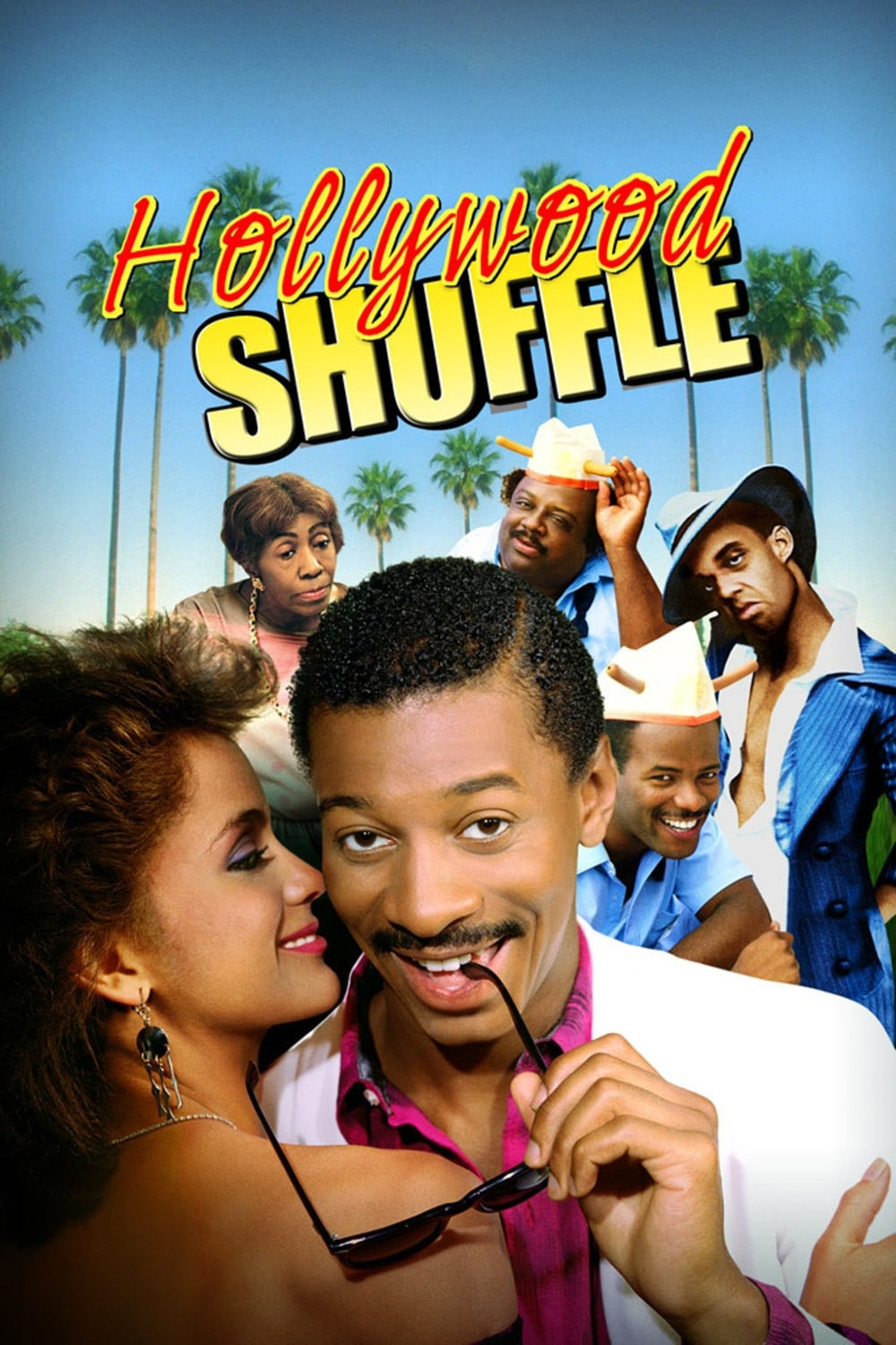 Poster for Hollywood Shuffle