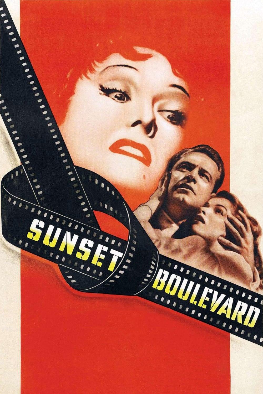 Poster for Sunset Boulevard