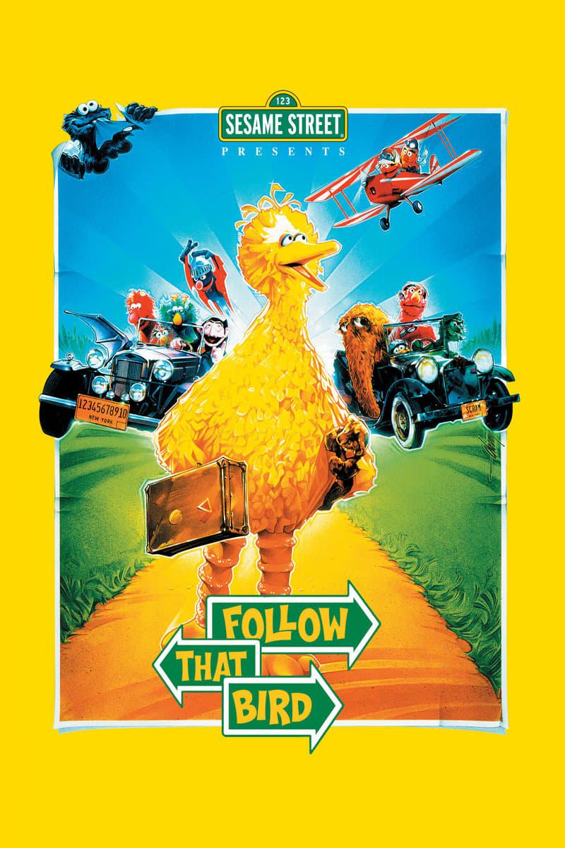 Poster for Follow That Bird