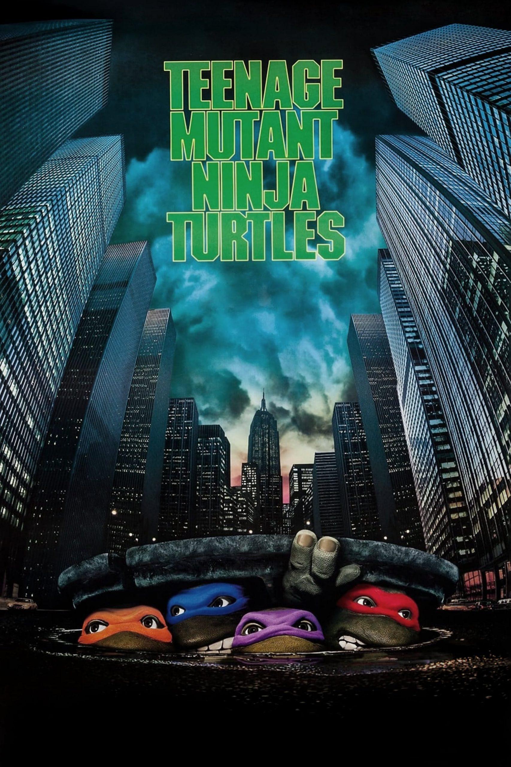 Poster for Teenage Mutant Ninja Turtles