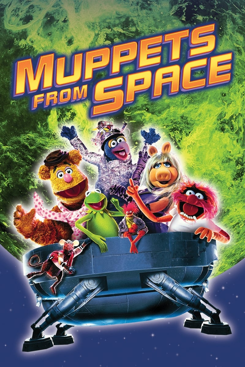 Poster for Muppets from Space