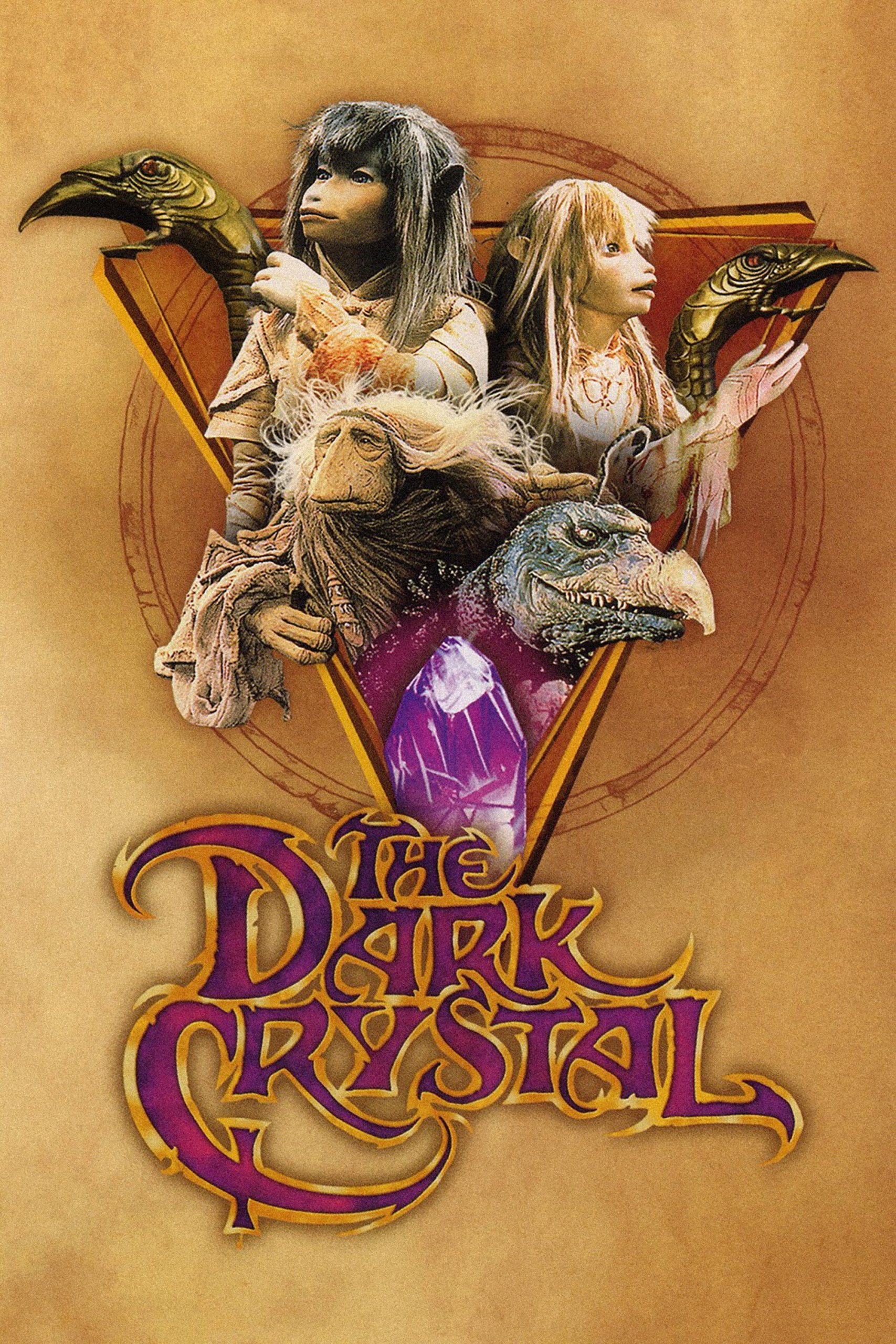Poster for The Dark Crystal