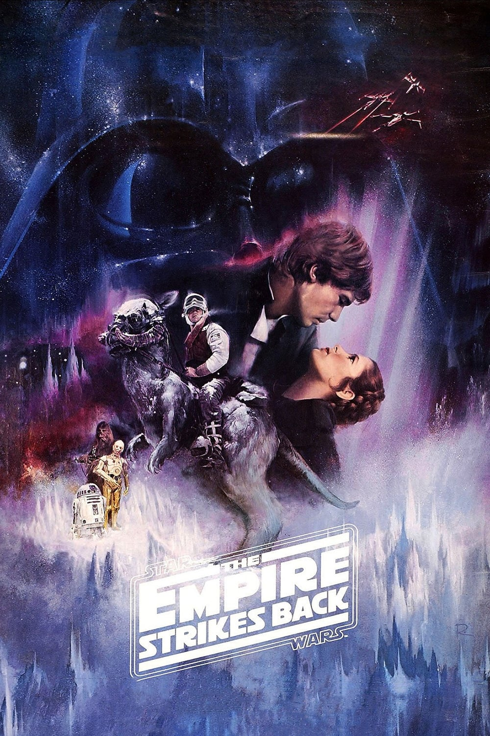 Poster for The Empire Strikes Back