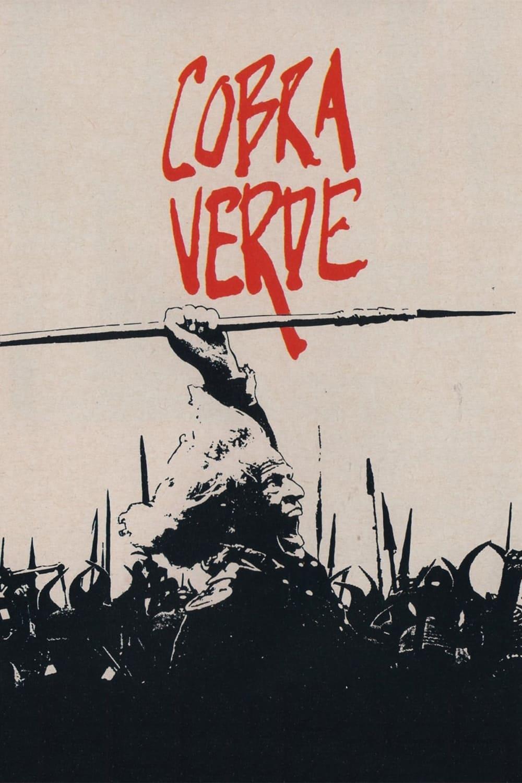 Poster for Cobra Verde