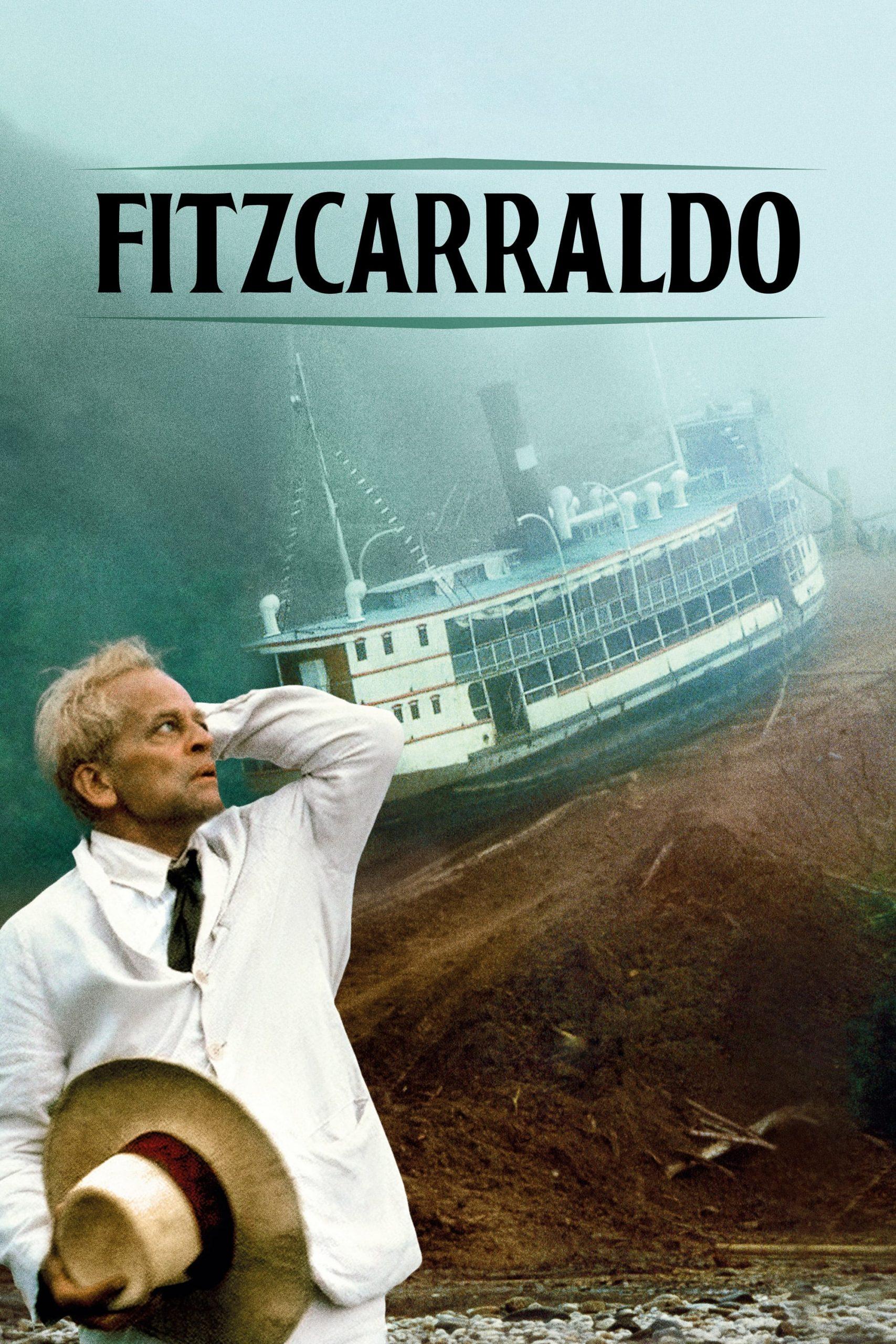 Poster for Fitzcarraldo