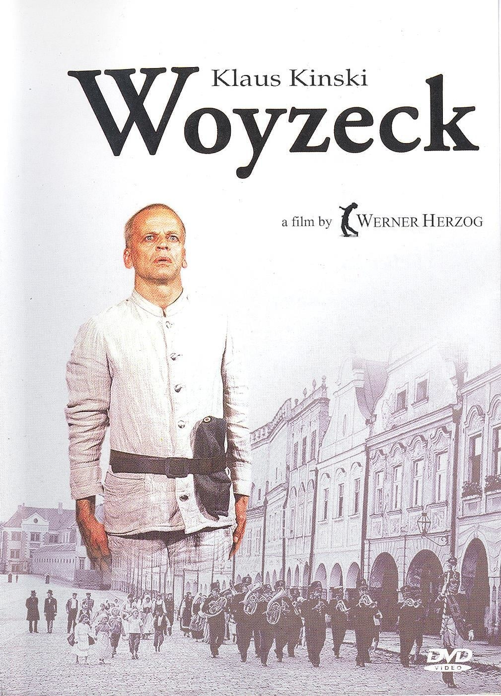 Poster for Woyzeck