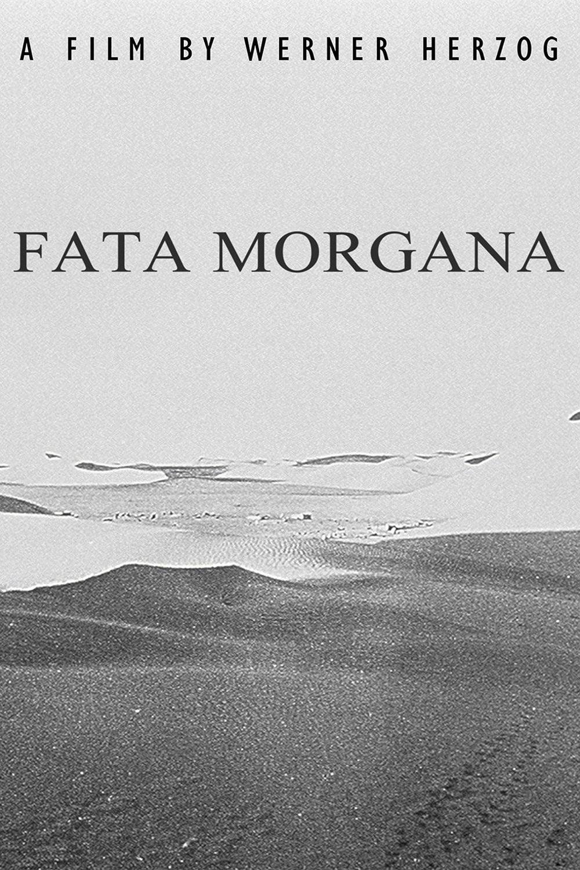 Poster for Fata Morgana