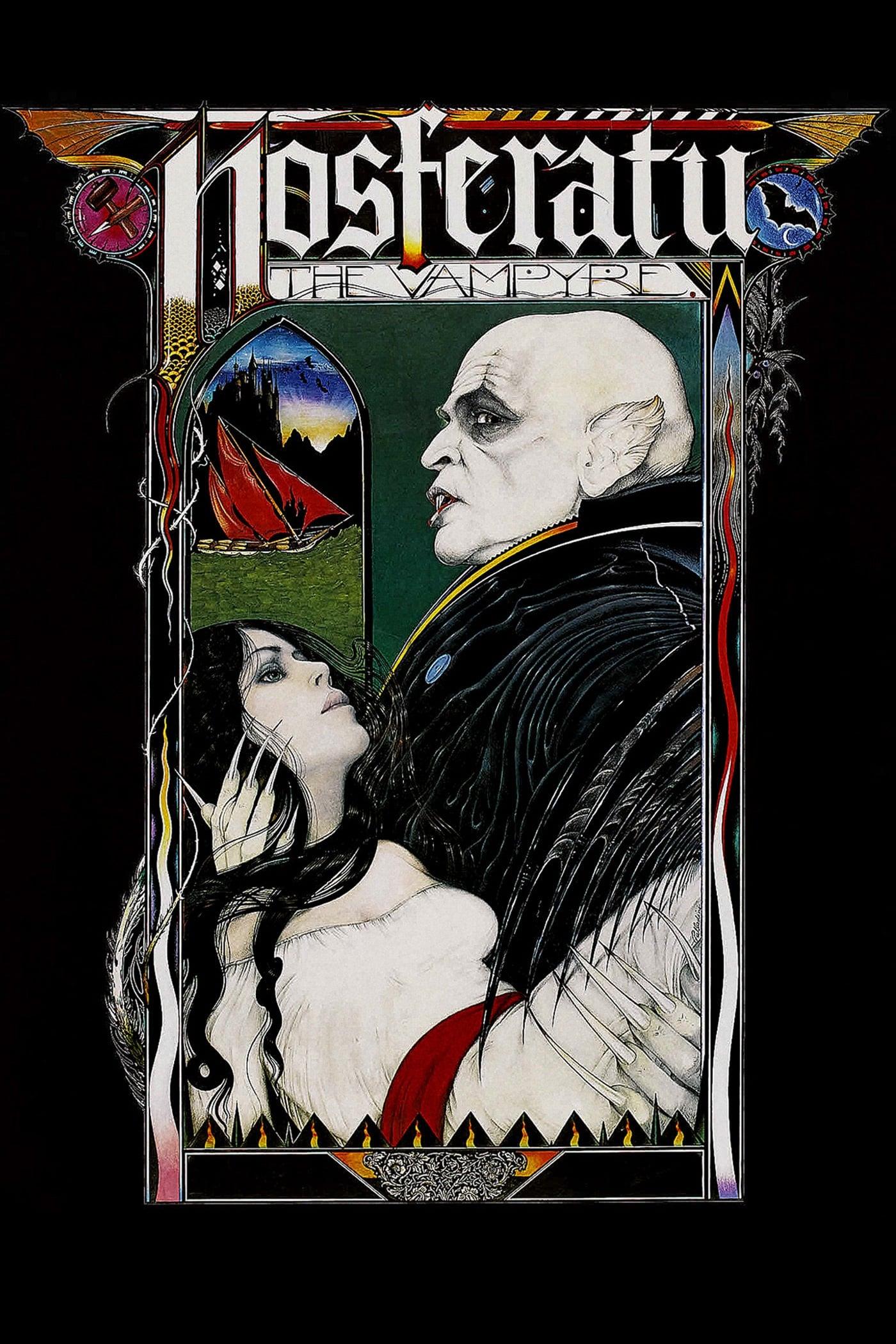 Poster for Nosferatu the Vampyre