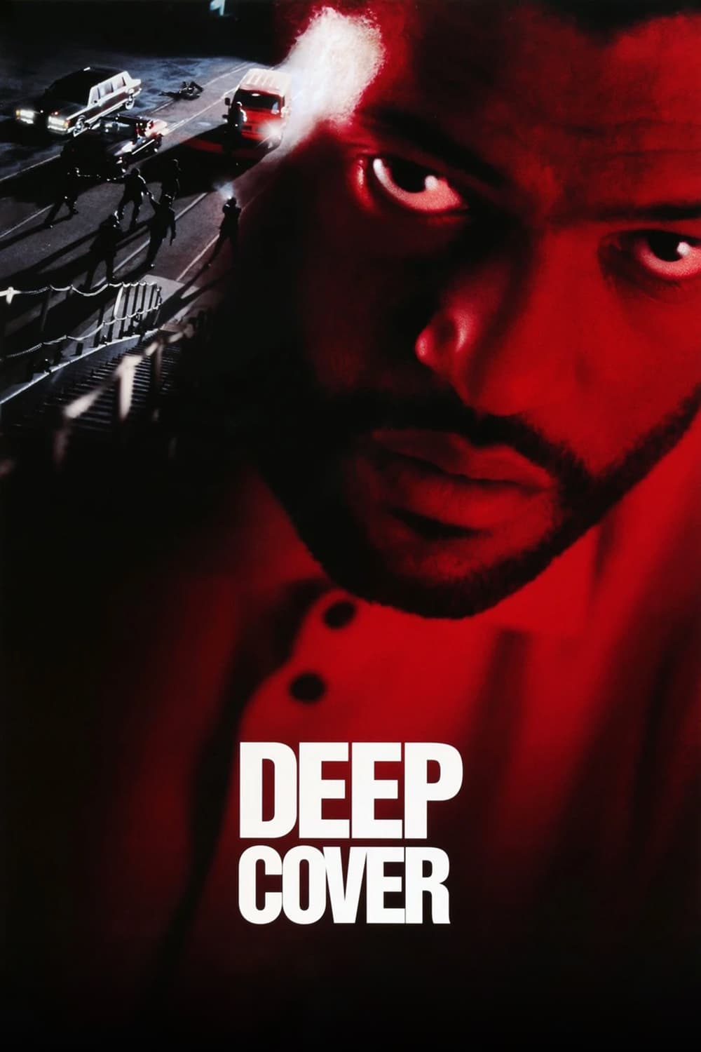 Poster for Deep Cover