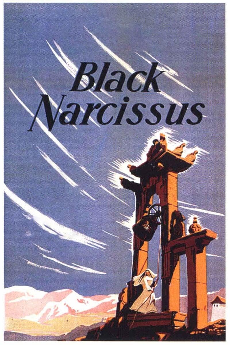 Poster for Black Narcissus