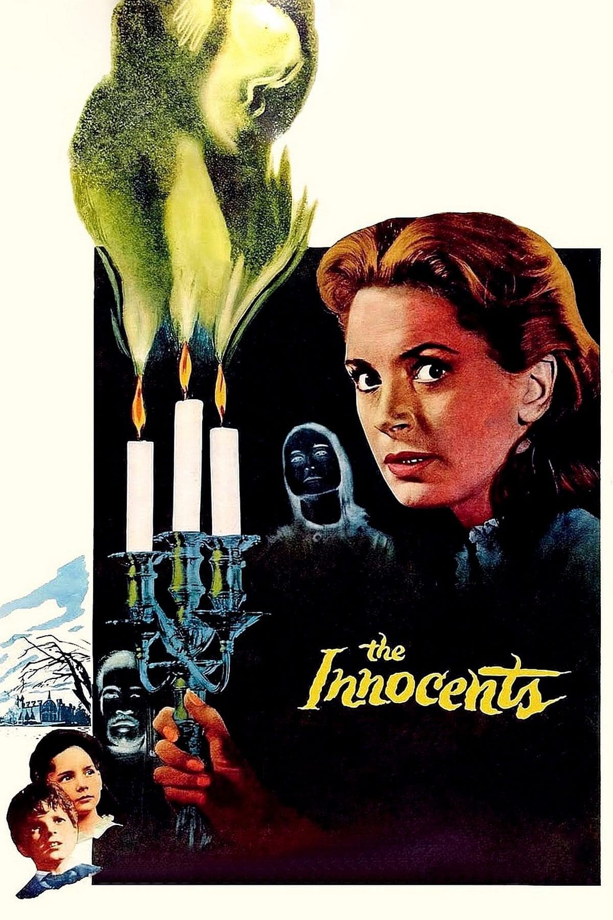 Poster for The Innocents