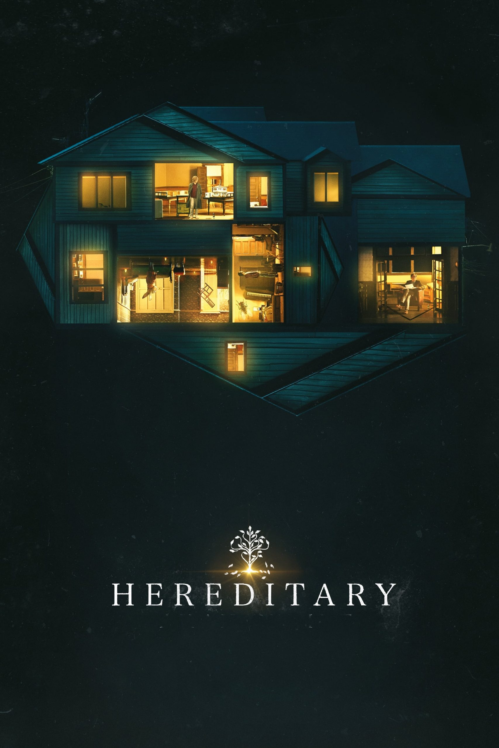 Poster for Hereditary